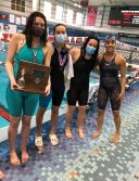 Cincinnati Country Day Sisters Swim Together to Break School Record, Head to State