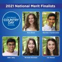 Five Seniors Named National Merit Finalists