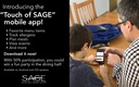 """Touch of Sage"" mobile app updated for easier use"