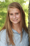 Elizabeth Johnson '17 wins National Merit Scholarship