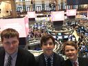 CCDS Stock Market Game team wins NYC trip