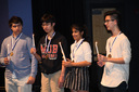 Student actors perform, seven inducted into Thespian Society