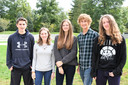 CCDS has five National Merit Commended Students