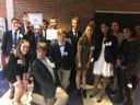 Model UN students excel in competitions