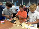 7th graders make prototypes of devices to help people with disabilities