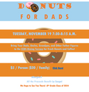 Donuts for Dads to benefit 8th grade's La Soupe Service Project