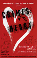 US Drama presents Crimes of the Heart Nov. 14-16