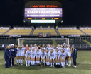REPEAT! Girls soccer team wins back-to-back state titles