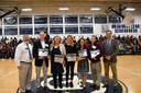 CCDS inducts five into Athletic Hall of Fame
