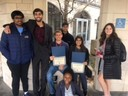 Budding CCDS diplomats recognized for MUN work