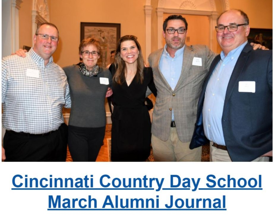 March Alumni Newsletter