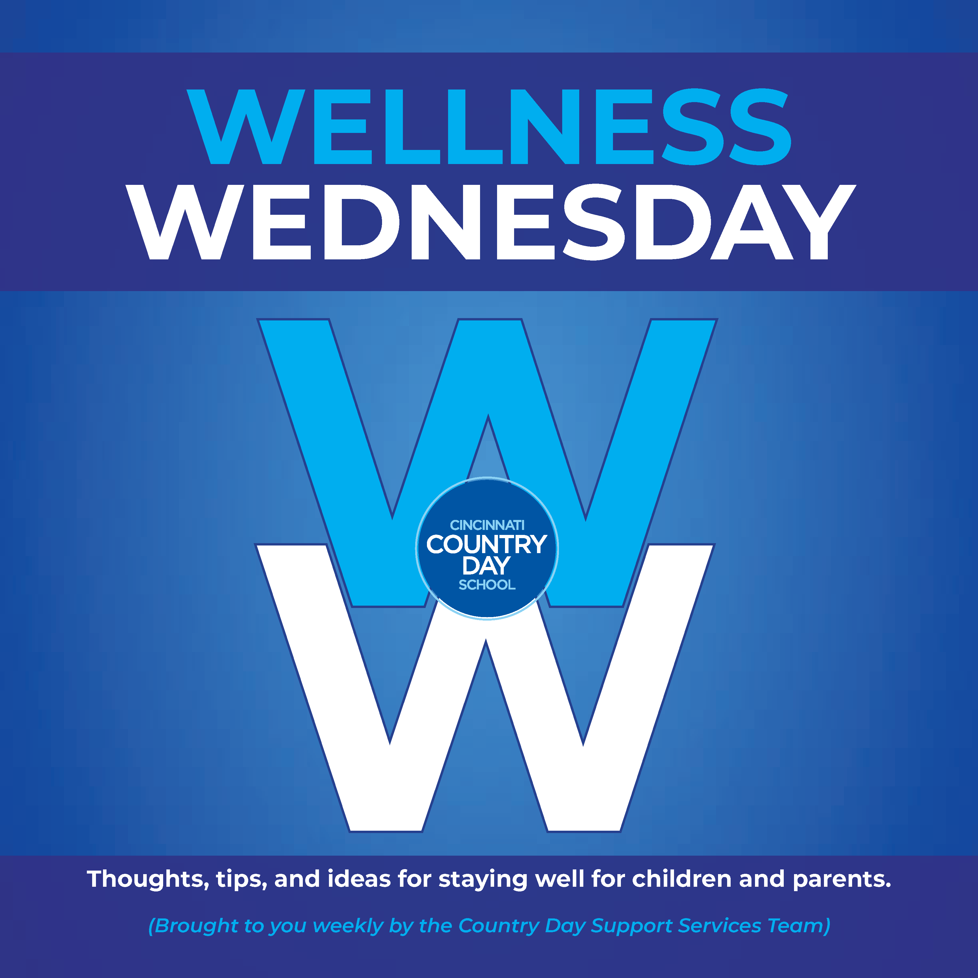 CCDS Wellness Wednesday