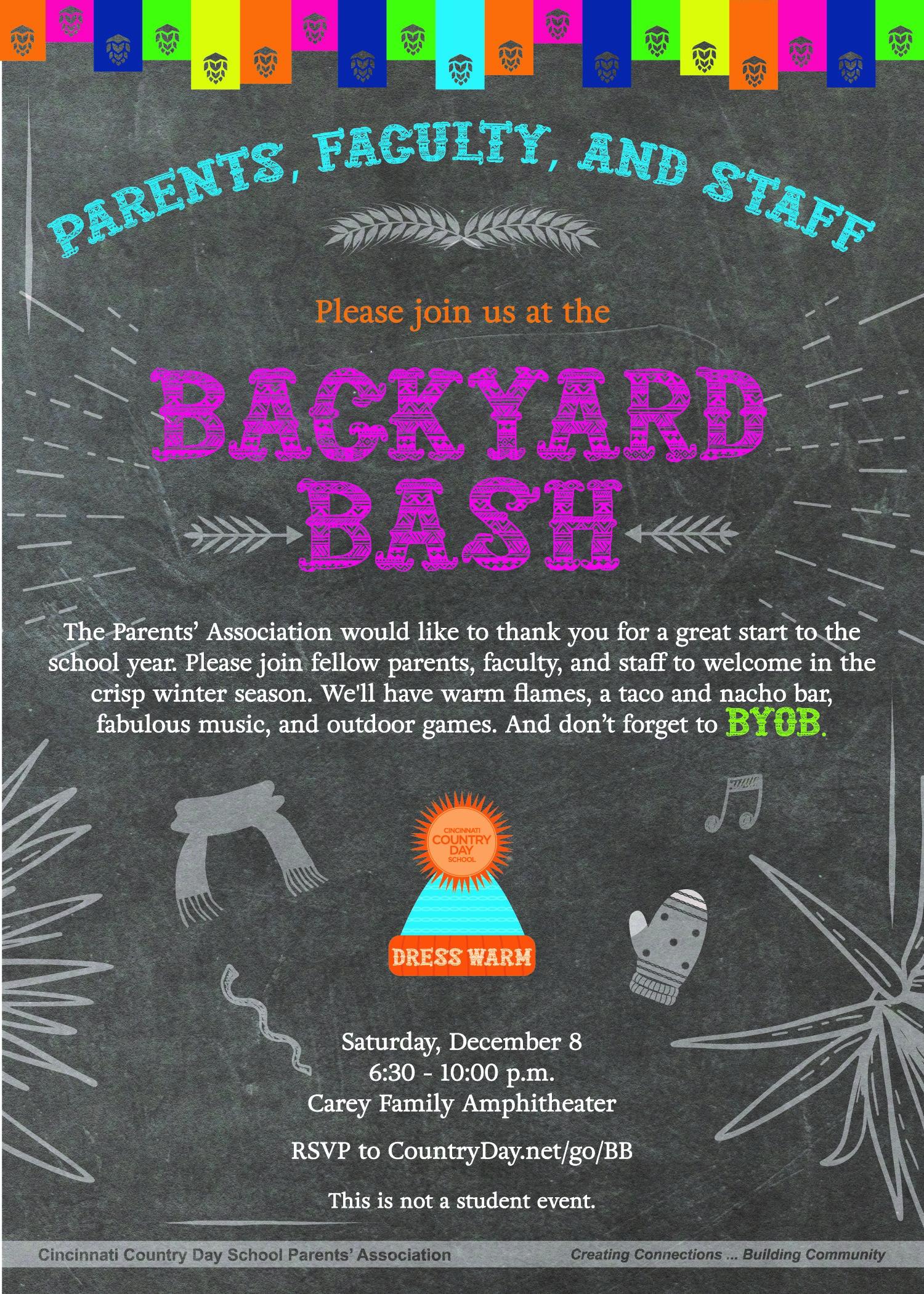 Backyard Bash Cincinnati Country Day